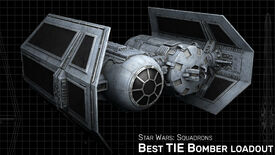 Image for Best TIE Bomber loadout in Star Wars: Squadrons