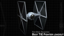 Image for Best TIE Fighter loadout in Star Wars: Squadrons