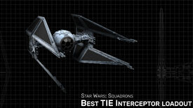 Image for Best Interceptor loadout in Star Wars: Squadrons