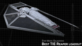 Image for Best TIE Reaper loadout in Star Wars: Squadrons