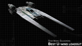 Image for Best U-wing loadout in Star Wars: Squadrons