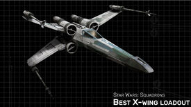 Image for Best X-wing loadout in Star Wars: Squadrons