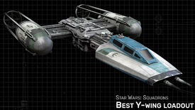 Image for Best Y-wing loadout in Star Wars: Squadrons