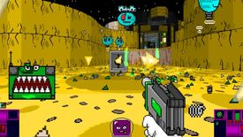 Image for The Adventures of Square is a must-play free retro FPS