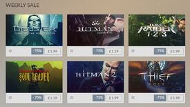Image for Cheap Thief and Deus Ex: it's Square Enix week at GOG