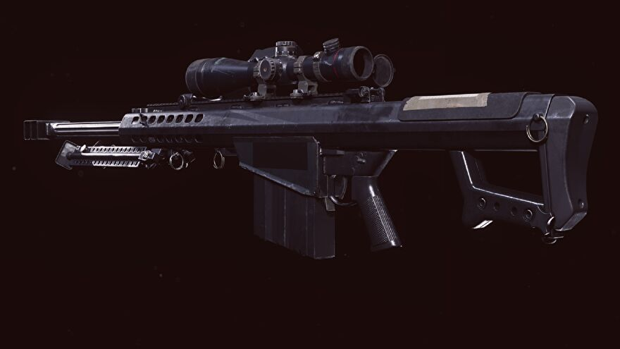 An M82 in Warzone