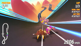Image for Super Pilot is F-Zero with a level editor and out now in early access