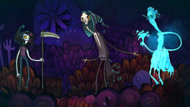 Image for Darkly comedic platform puzzler Flipping Death is out now