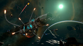 Image for Space battleship MOBA Fractured Space to end development, go free soon