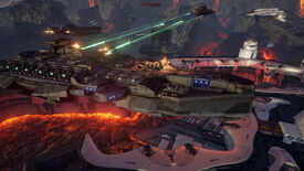Image for Space-battleship shooter Dreadnought is out now and free-to-play