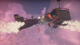 Image for Sky-sailing MMO Worlds Adrift sets course for Steam