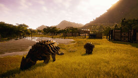 Image for Jurassic World Evolution patch adds more sandbox options and a high-stakes Challenge Mode