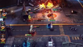 Image for Sci-fi tactical RPG Element Space warps into early access