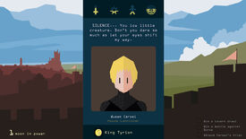 Image for Reigns: Game of Thrones sets familiar heads rolling today