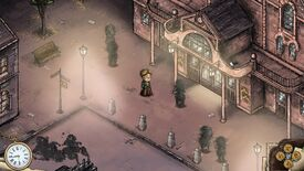 Image for Wander through a dying city this month in A Place For The Unwilling