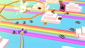 Image for Mobile enduro-shmup Shooty Skies zooms onto Steam