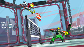 Image for Basebrawl battler Lethal League Blaze is out now