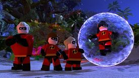 Image for LEGO The Incredibles is out, but only in America for now