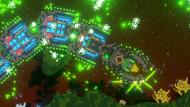 Image for Build drones to eat planets in Nimbatus, entering early access today