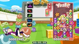 Image for Puyo Puyo Tetris offers an all-you-can-eat puzzle buffet