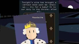 Image for Fantastical Tinder sim Reigns: Her Majesty is out now