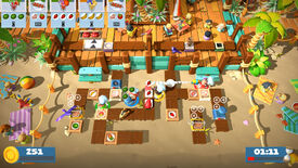 Image for Overcooked 2 heads to the beach today for some fresh Surf 'N' Turf DLC