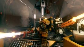 Image for Space-Dwarf sim Deep Rock Galactic launches February