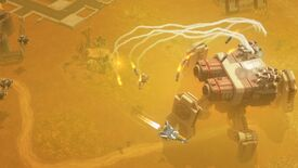 Image for AirMech Wastelands rolls out to early access