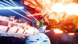 Image for Omnibion War brings Star Fox style shooting back to PC
