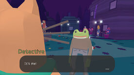 Image for Frog Detective 2: The Case of the Invisible Wizard is being funded by Superhot