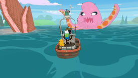 Image for Adventure Time: Pirates Of The Enchiridion sets sail today