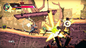 Image for Speed Brawl (out now) puts a sporty speedrun spin on arcade fisticuffs