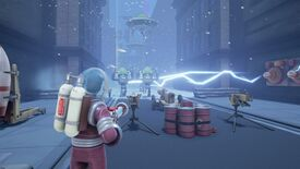 Image for Cute pulp sci-fi defensive shooter Fortified is free today
