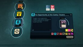 Image for Cultist Simulator's first DLC, The Dancer, pirouettes into stores