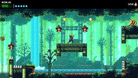 Image for Generation-hopping platformer The Messenger delivers the goods August 30th