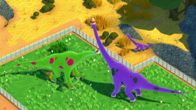 Image for Adorable dino tycoon Parkasaurus has left early access