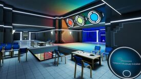 Image for First-person puzzler The Spectrum Retreat is out today