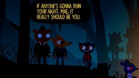 Image for Sad millennial simulator Night In The Woods gets new (and old) content