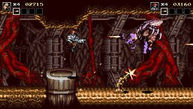 Image for Blazing Chrome is the Contra successor we need right now