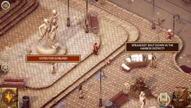 Image for High fantasy meets 1920s upheaval in episodic adventure Pendula Swing, out now