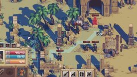 Image for Pathway looks more than a bit like Indiana Jones: Tactics