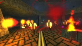 Image for Chunky retro FPS Dusk rises from early access on December 10th