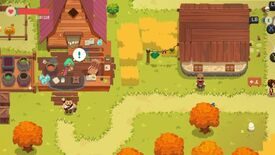 Image for Mystical mercantile mashup Moonlighter hits stores