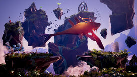 Image for Gorgeous platformer Planet Alpha is out now and has views to literally die for