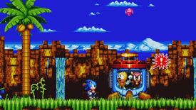 Image for Sonic Mania's Encore DLC spin-dashes onto stores today