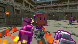 Image for Bizarre blocky brawler Spartan Fist busts out today