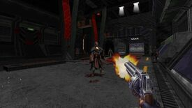 Image for Ion Maiden may just be the second coming of Duke 3D
