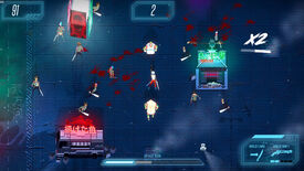 Image for Cyber-samurai arcade slasher Akane is out now and feels as sharp as it looks