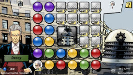 Image for Doctor Who Infinity delivers new Who tales wrapped in a puzzle shell today