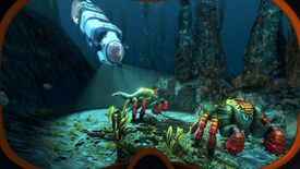Image for Subnautica: Below Zero delivers the goods in a big underwater truck